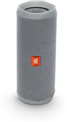 JBL Flip 4 16 W Portable Bluetooth Speaker(Grey, Stereo Channel)