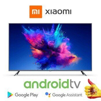 Xiaomi Mi TV 4S European version 65 inch Dolby AUDIO DTS-HD WIFI Android 9,0 4K UHD Smart TV A55 4 Core 2GB + 16GB and 64 bit