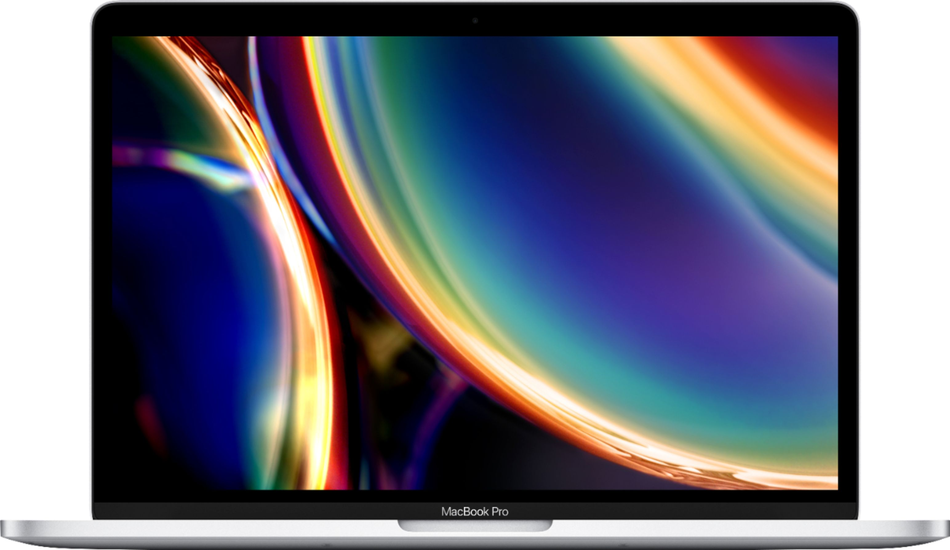 "Apple - MacBook Pro - 13"" Display with Touch Bar - Intel Core i5 - 8GB Memory - 512GB SSD (Latest Model) - Silver"
