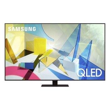 """Smart TV Samsung QE65Q80T 65"""" 4K Ultra HD QLED WiFi Black"""