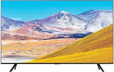 Samsung 139cm (55 inch) Ultra HD (4K) LED Smart TV(UA55TU8000KXXL)