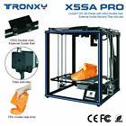 Tronxy X5SA/PRO 3D Printer CoreXY Double Axis External Guide Rail Titan Extruder